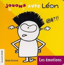 9782896510542: Les Emotions Jouons avec Leon 4