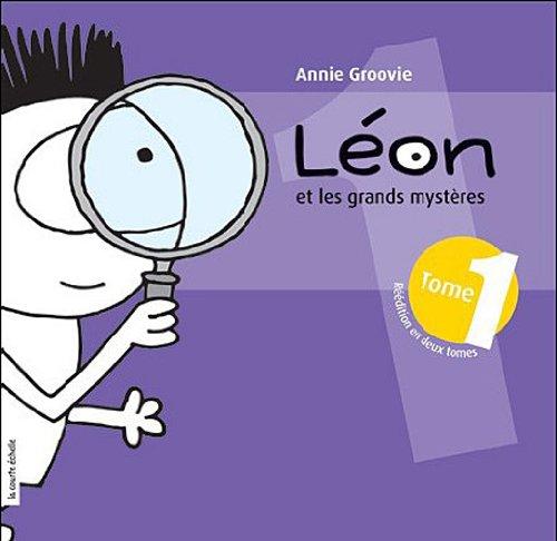 9782896518203: Léon et les grands mystères t.1