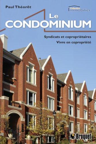 Le condominium: Th?or?t, Paul