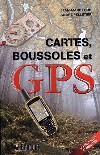 CARTES BOUSSOLES ET GPS - NED 2012: LORD PELLETIER