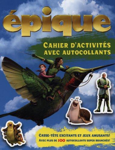 EPIQUE - CAHIER D ACTIVITES: COLLECTIF
