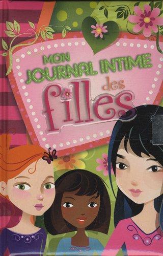 Mon journal intime des filles: Cazazian, Roselyne