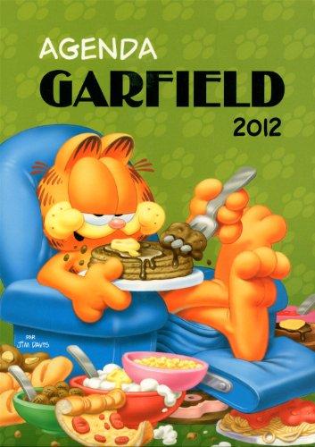 Agenda Garfield 2012 (French Edition): Davis Jim