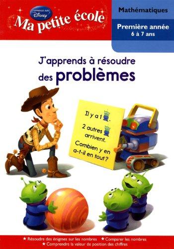 J'apprends ? r?soudre des probl?mes: Histoire de jouets - 6 ? 7 ans: CHAUVEAU, DOMINIQUE