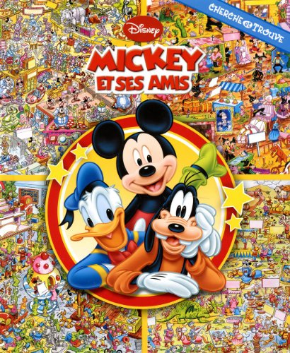 Mickey et ses amis - Cherche et: VALLEE , EMIE