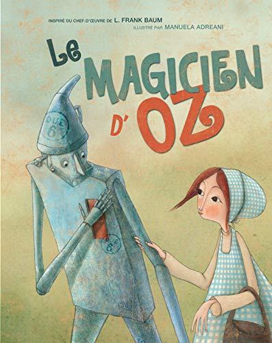 LE MAGICIEN D'OZ (beaux-Livres de contes) (French: Baum, Frank