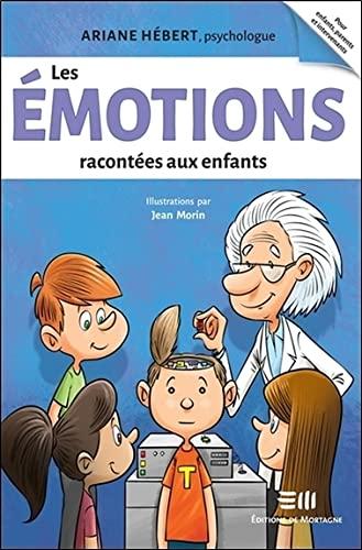 9782896625789: Les émotions racontées aux enfants