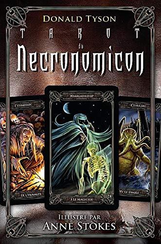 9782896670246: Tarot du Nécronomicon - Coffret livre + jeu
