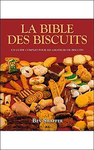 9782896671281: La bible des biscuits