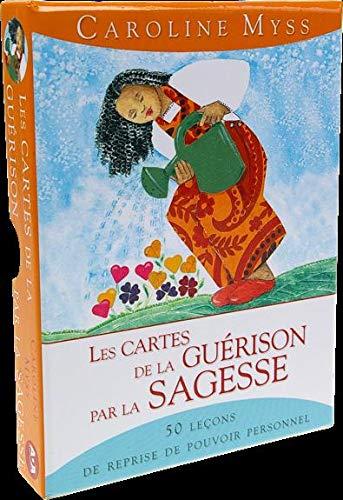 9782896672509: Les cartes de la gu�rison par la sagesse (50 cartes)