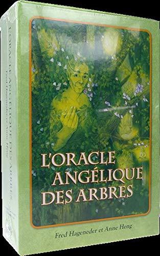 9782896673100: L'Oracle angélique des arbres - Coffret livre + 36 cartes