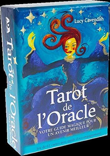 TAROT DE L ORACLE - COFFRET: CAVENDISH LUCY
