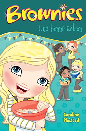 9782896674411: Brownies - Une bonne action Tome 2
