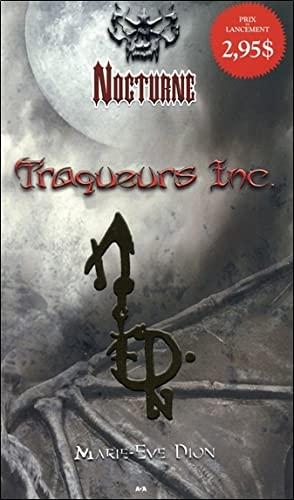 9782896675203: Traqueurs inc. - Tome 1 : Nocturne