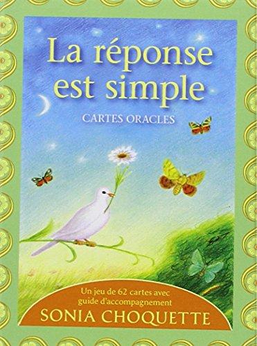 REPONSE EST SIMPLE -LA- CARTES: CHOQUETTE
