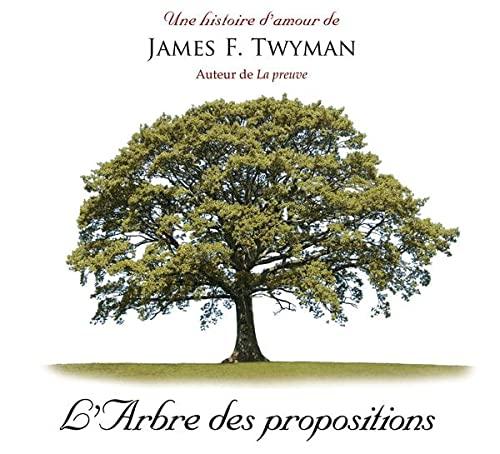 9782896678839: L'Arbre des propositions - Livre audio 2 CD