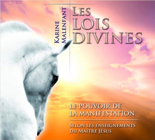 9782896679225: Les lois divines - Livre audio 2 CD