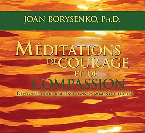 9782896679614: Méditations de courage et de compassion - livre audio