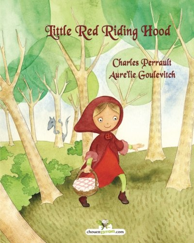 Little Red Riding Hood (9782896874170) by Charles Perrault