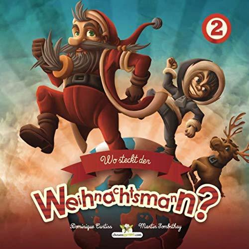 9782896875221: Wo steckt der Weihnachtsmann? (German Edition)