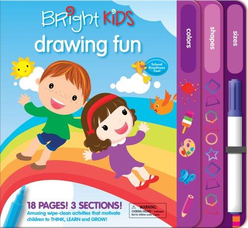 Bright Kids: Drawing Fun: Gloria Jaramillo