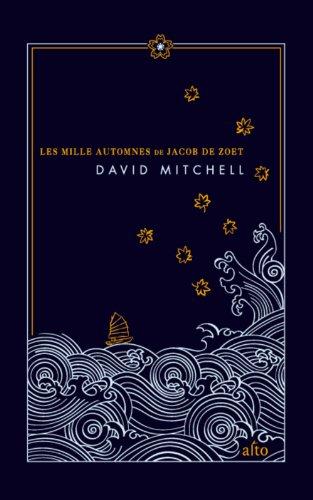 9782896940004: Les Mille Automnes de Jacob de Zoet