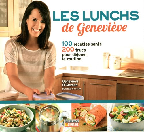 9782897030575: Les lunchs de Geneviève