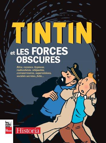 9782897051990: Tintin et les Forces Obscures
