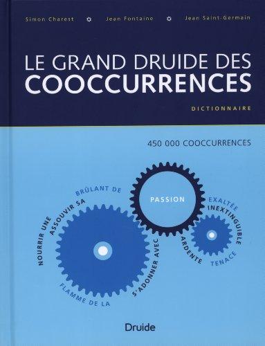 9782897110000: Le grand druide des cooccurrences