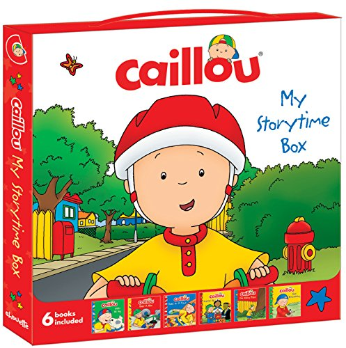 9782897181055: Caillou: My Storytime Box: Boxed Set (Clubhouse)