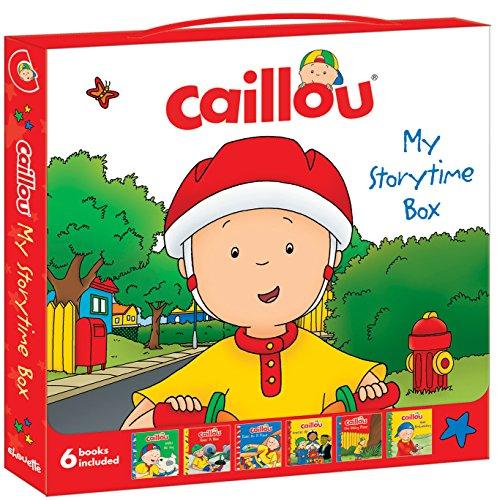 Caillou: My Storytime Box: Sevigny, Eric