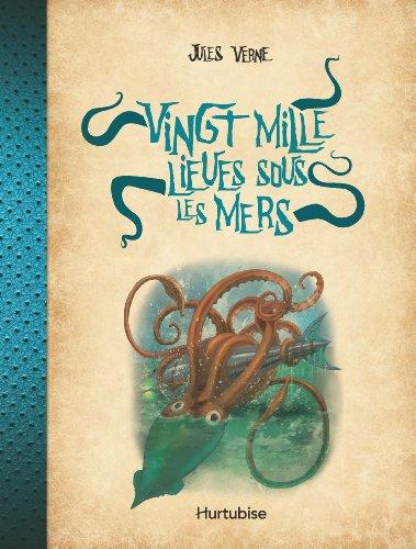 9782897230715: Vingt Mille Lieues Sous les Mers