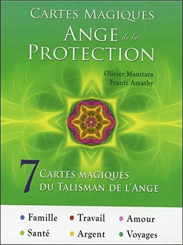 9782897244057: Cartes Magiques Ange de la Protection - Coffret