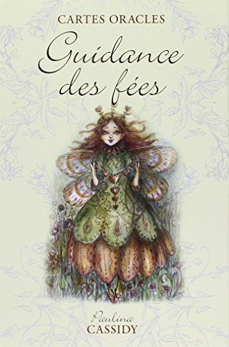 CARTES ORACLES GUIDANCE DES FEES - COFFR: CASSIDY PAULINA