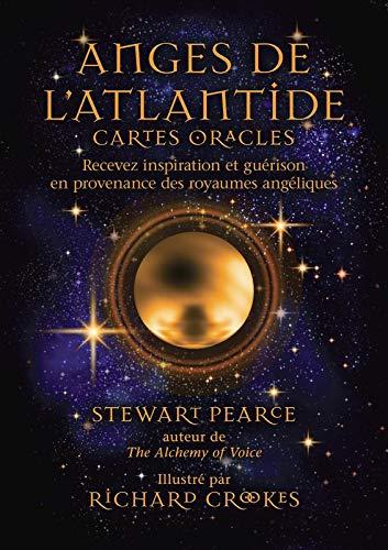9782897339128: Anges de l'Atlantide - Cartes oracles