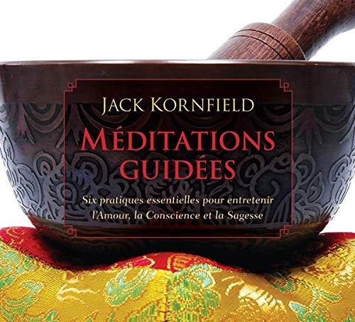 9782897339869: Méditations guidées - Livre audio 2 CD