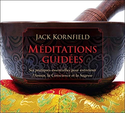 9782897339869: Méditations Guidees - Livre Audio 2 CD