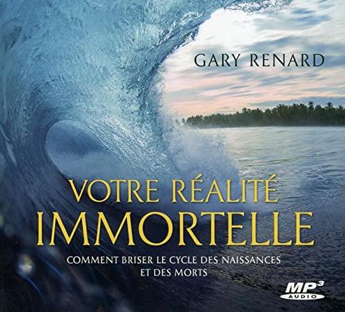 VOTRE REALITE IMMORTELLE - CD MP3: RENARD GARY