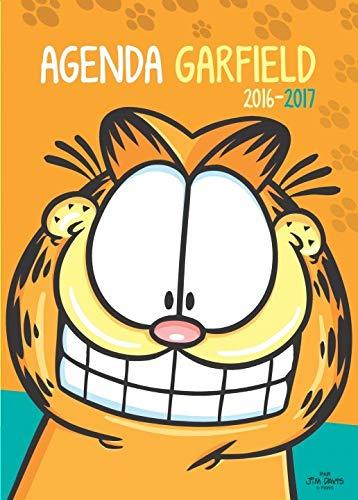 9782897512477: Agenda Garfield 2016-2017