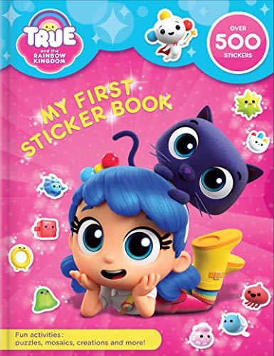 9782898020384: True and the Rainbow Kingdom: My First Sticker Book