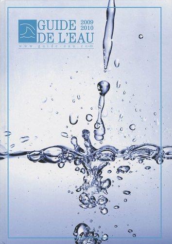 9782900086858: Guide de l'eau 2009-2010