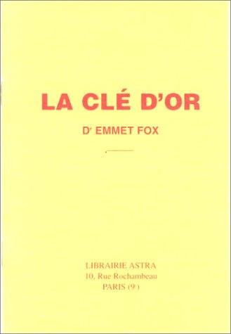 9782900219638: La Clé d'Or