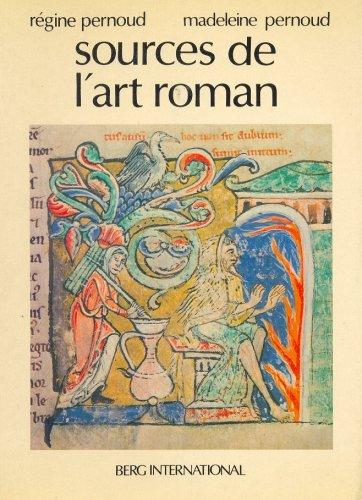 9782900269121: Sources de L'Art Roman.