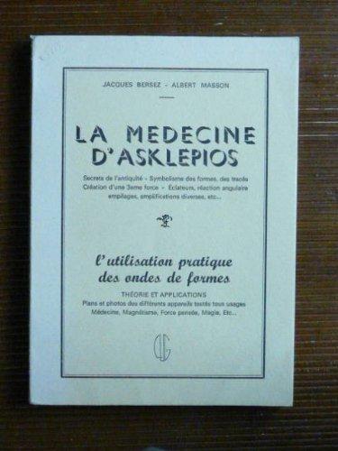 9782900272091: La M�decine d'Asklepios