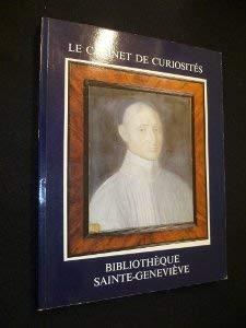 9782900307021: Le Cabinet de curiosités de la Bibliothèque Sainte-Geneviève: Des origines à nos jours (French Edition)