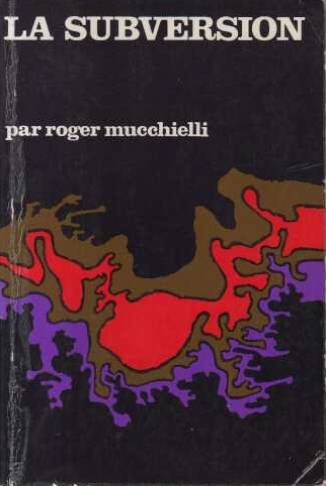 9782900395028: La Subversion (French Edition)
