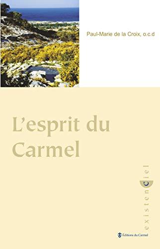 9782900424599: L'esprit du Carmel