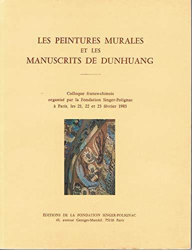 Les peintures murales et les manuscrits de
