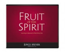 Fruit of The Spirit by Joyce Meyer on 10 Audio CD's (9782901008514) by Joyce Meyer