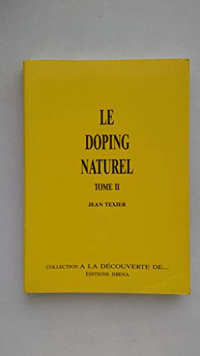 9782901124436: Le doping naturel tome 2